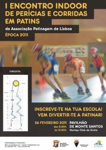 Associação de Lisboa organiza encontro indoor