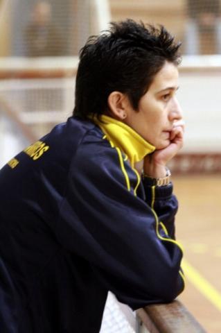Sandra Silva (jogadora / treinadora do UDC Nafarros)